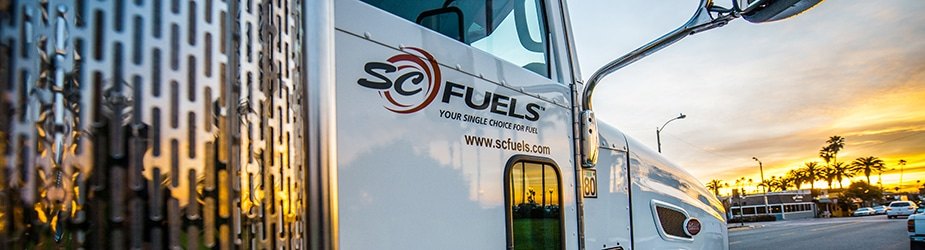 side-of-fuel-truck
