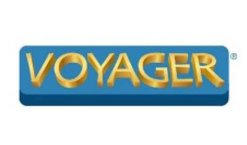The Voyager logo