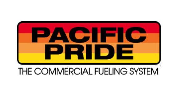 The Pacific Pride logo